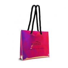 Holografikus táska - Rózsaszín